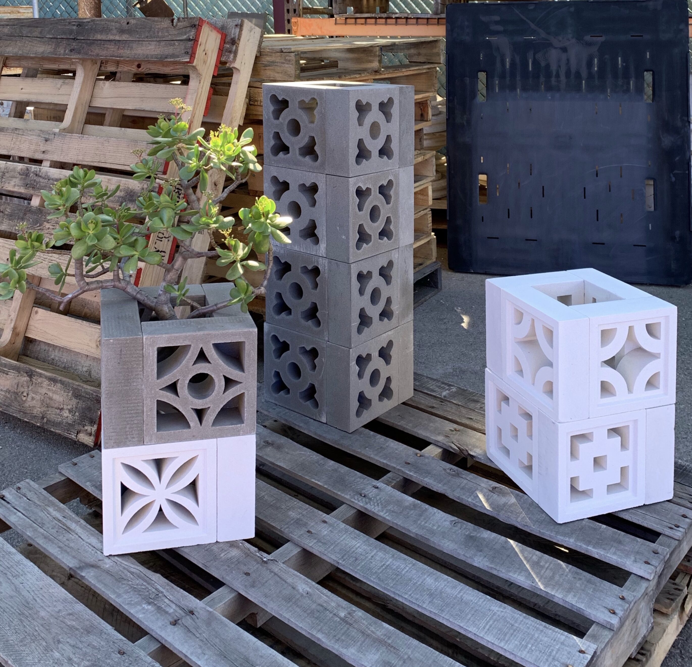 Breeze Block from Architectural Block