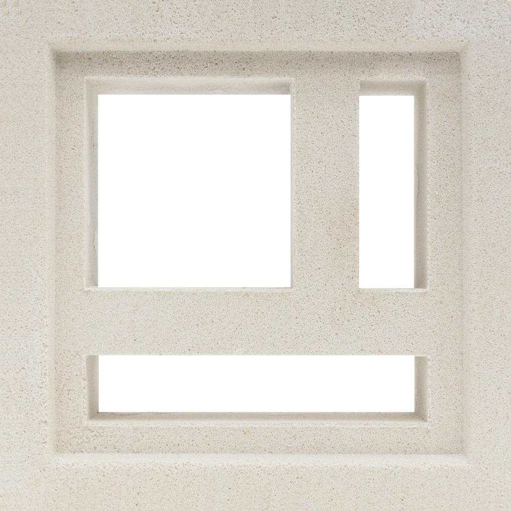 Maze-2 (White)