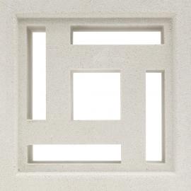 Maze-4 (White)